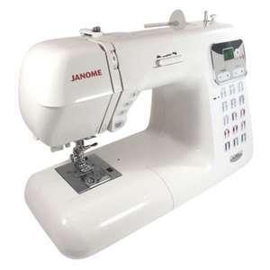 Machine a coudre janome dc4030
