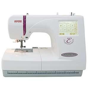 machine a broder janome 350e