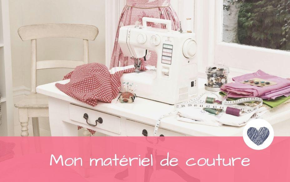 materiel de couture