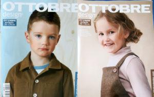 magazine couture Ottobre enfant 4 2019