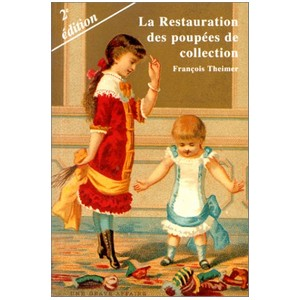 livre restauration de poupees de collection