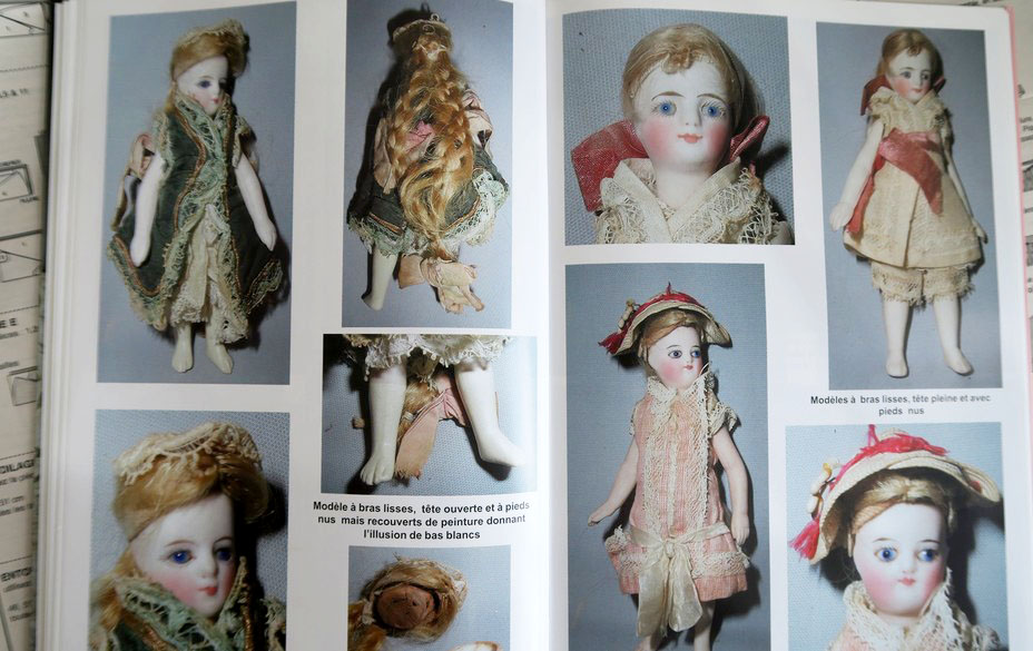 mignonette poupee collection