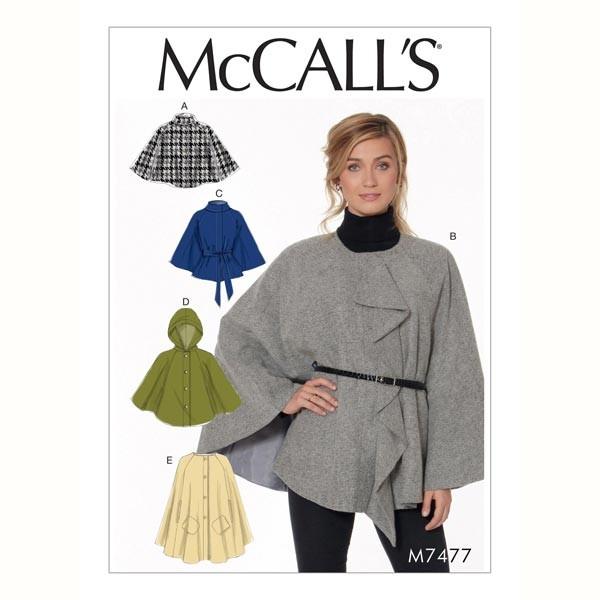 cape Mccalls femme