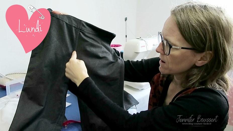 couture fourche du pantalon