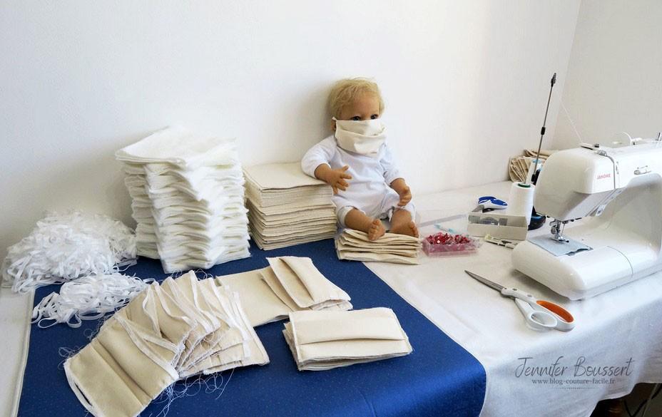couture masque coronavirus