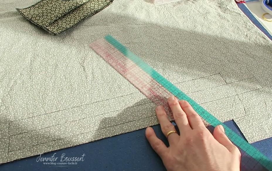 tuto laniere tissu