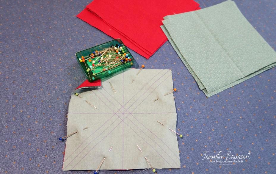 bloc 2 quilt along assemblage