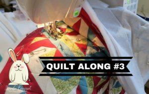 Quilt along 3