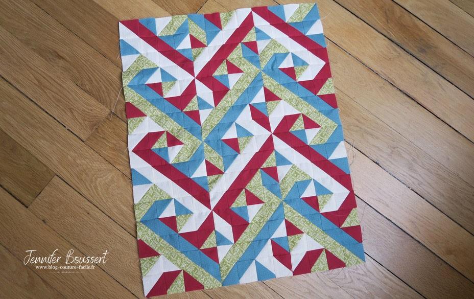 Top quilt