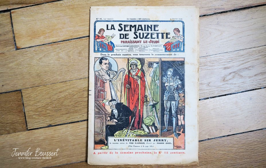 semaine de Suzette 1939