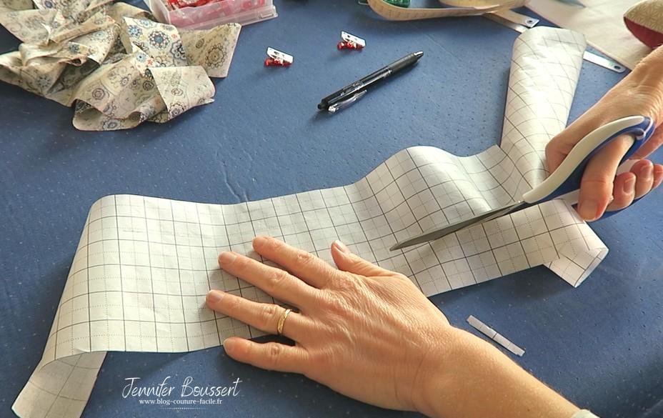 papier patron couture