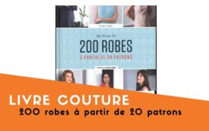 200 robes a partir de 20 patrons