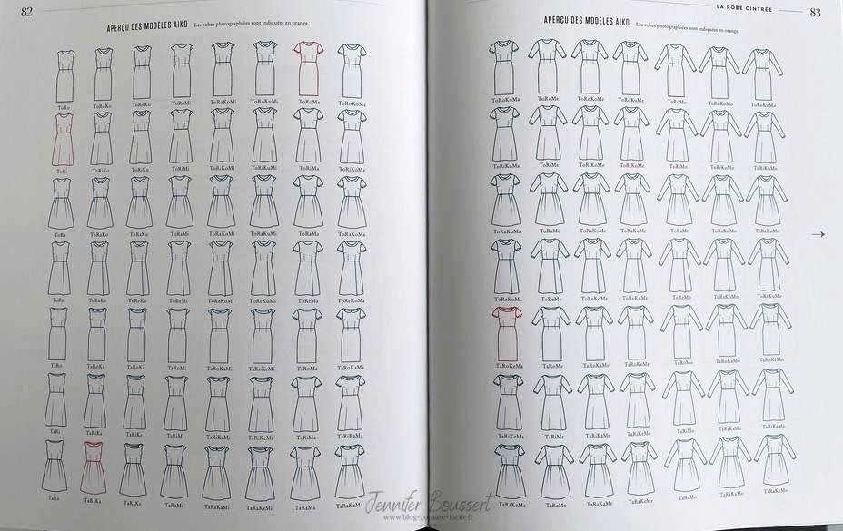 modeles de robe aiko
