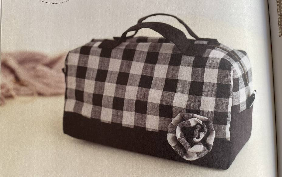 petit sac boston carreaux