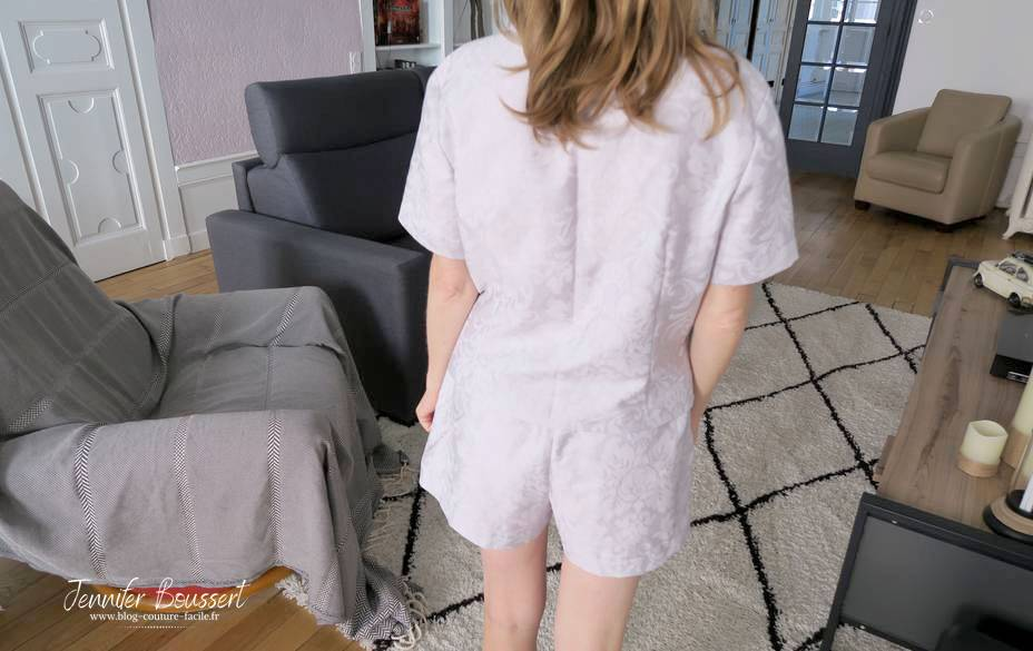 pyjama dos 6742
