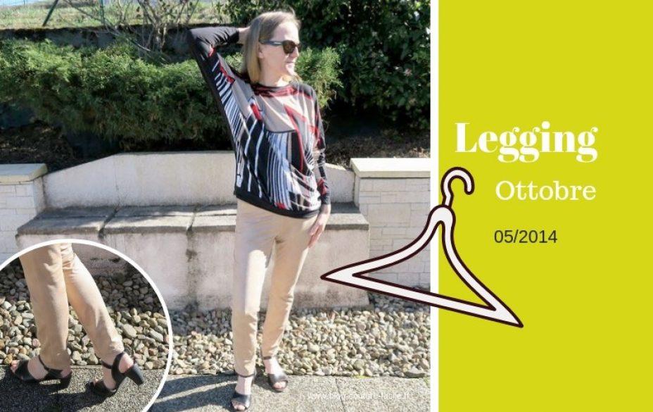 legging ottobre femme sammalikko