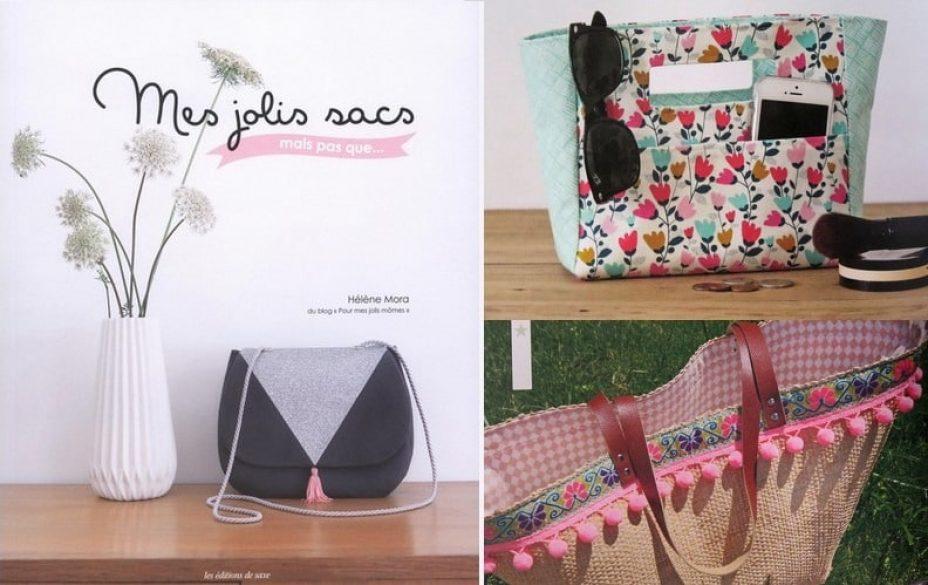 Livre de couture sur les sacs