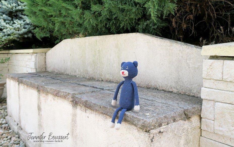 amigurumi crochet chat