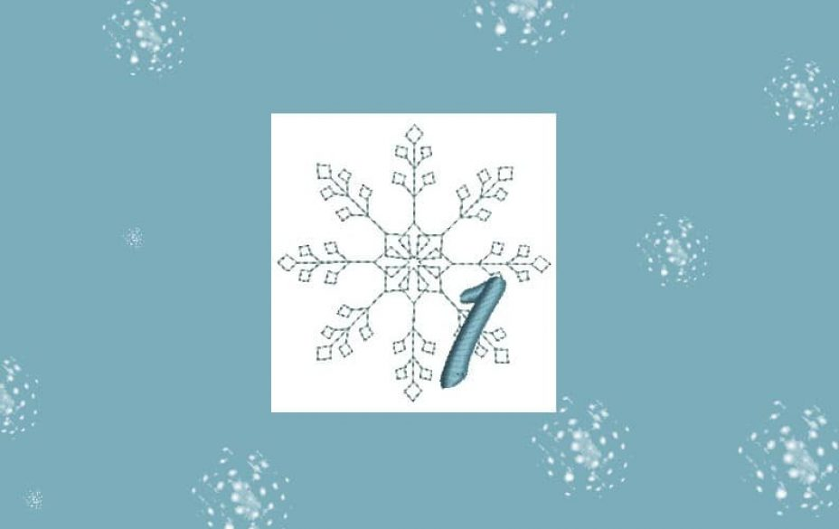 broderie-machine-gratuite-flocon-neige