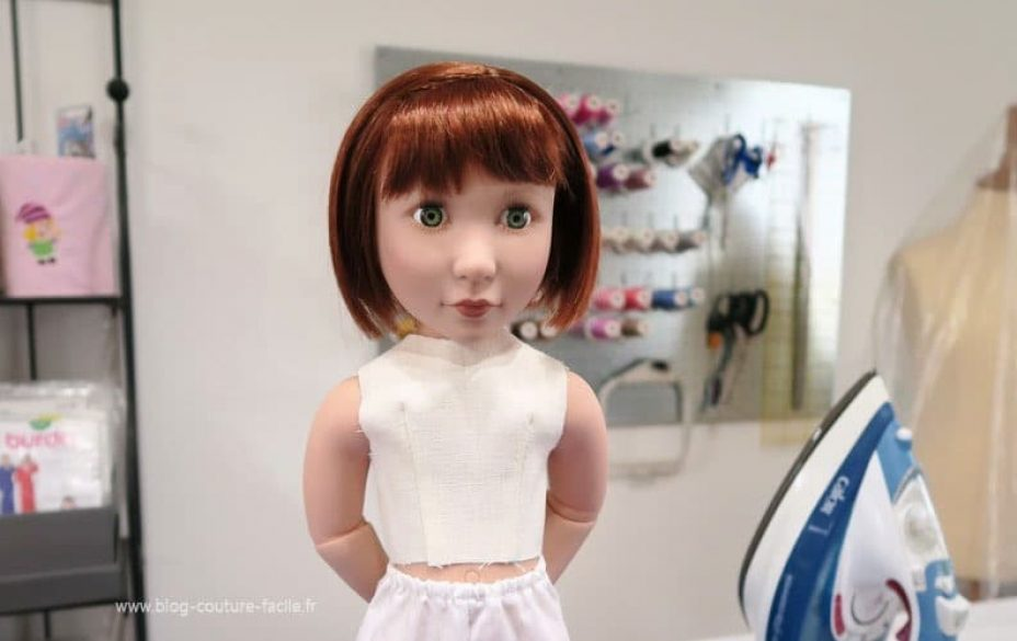 poupée de collection AGAT