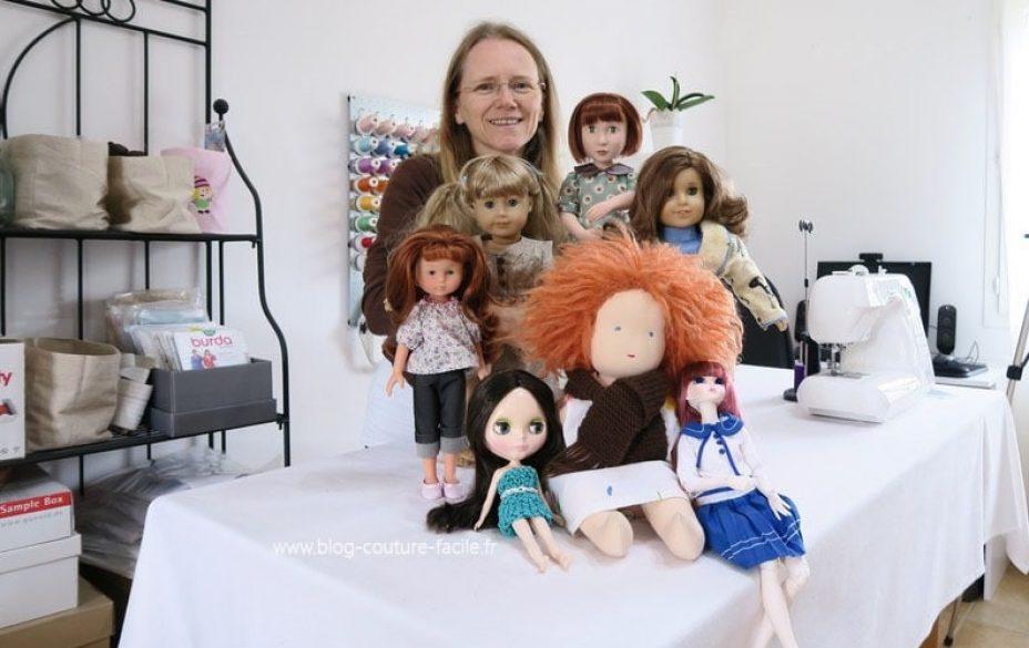 Ma collection de poupée