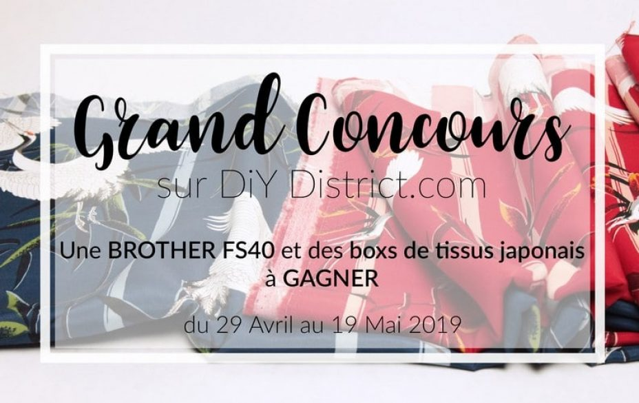 concours diy district