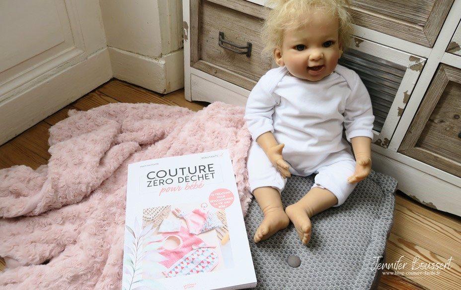 couture zero dechet pour bebe