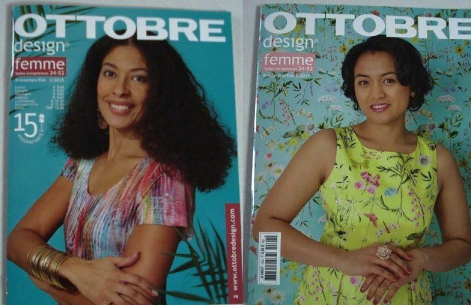 magazine couture ottobre