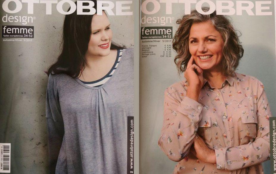 magazine ottobre femme automne hiver 2017