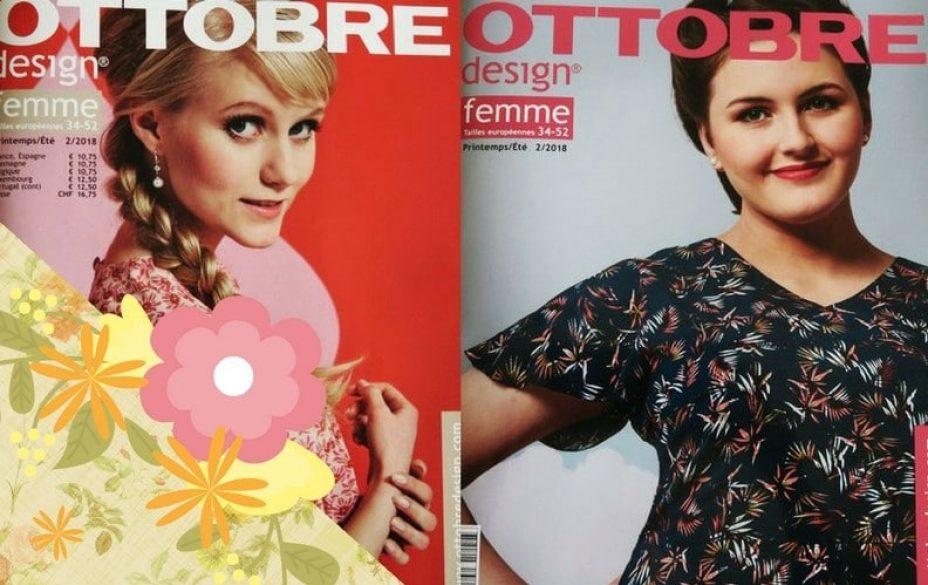 magazine printemps ete femme ottobre 2018