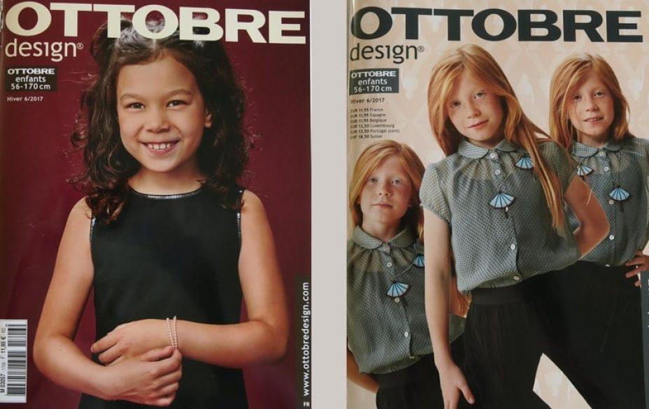 magazine ottobre enfants hiver 2017