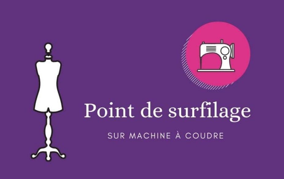 point de surfilage pour machine a coudre