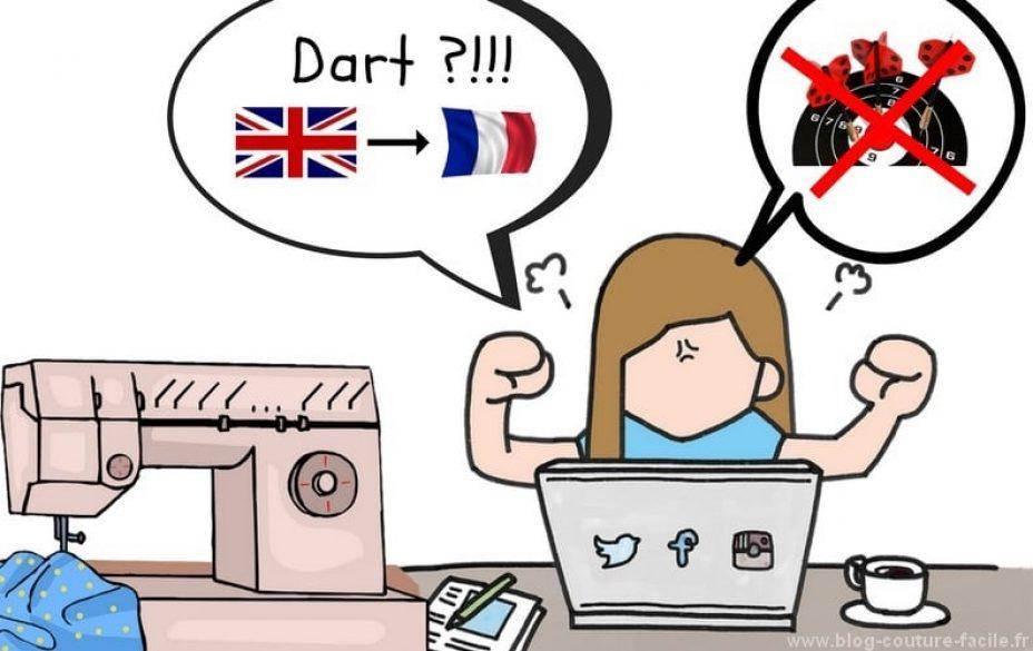 traduction couture anglais francais